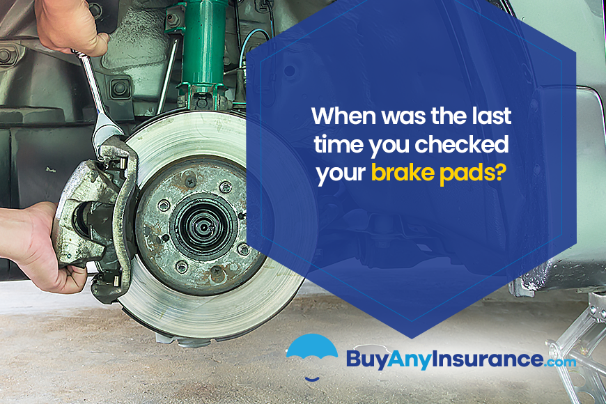 check your brakes